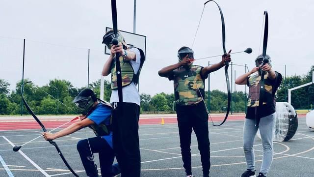 Archery Sportifs                                      Créteil / Val-de-Marne