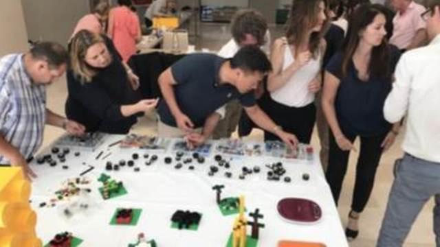 Atelier briques de construction Stratégie, Challenge, Intellect                                      Avignon / Vaucluse