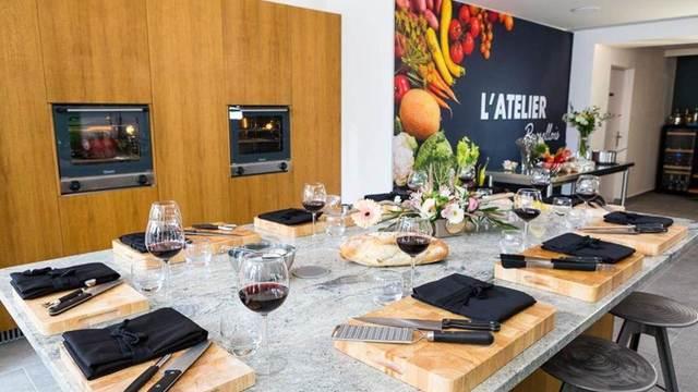 Atelier Cuisine & Pâtisserie Do It Yourself                                                                   Peyrolles-en-Provence / Bouches-du-Rhône