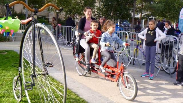 Lille / Nord - Balade à Vélo                                                     Nature ANIMATIONS VÉLOS FUN - LILLE