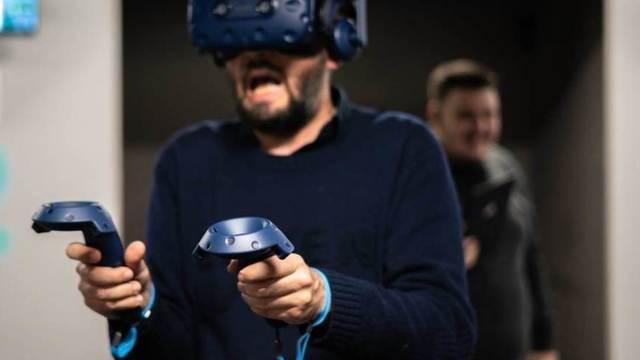 Grenoble / Isère - Réalité Virtuelle                                                     Technologie
