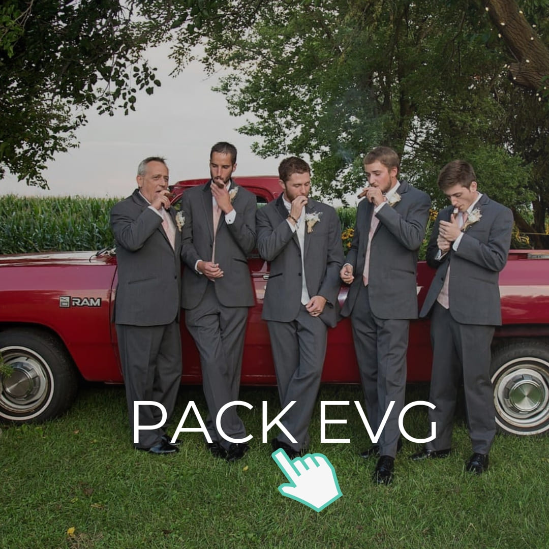 Pack EVG; Enterrement de vie de Garçon; activité insolite; originale