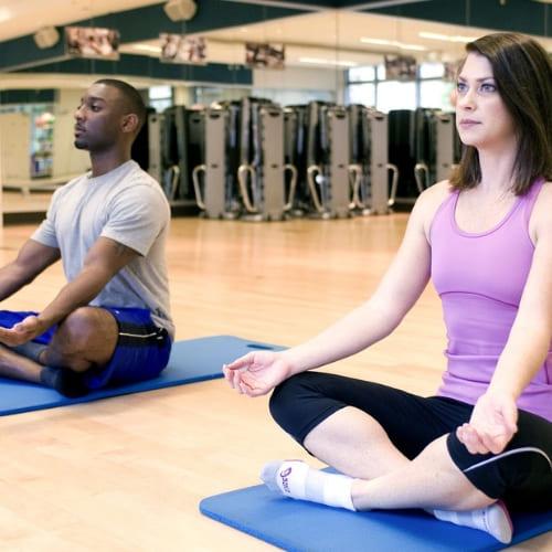 yoga detente bien etre entreprise