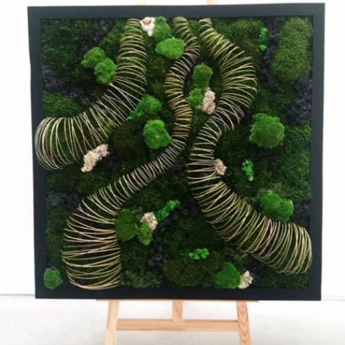 atelier composition végétal
