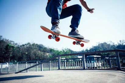 Le skateboard aux Jeux Olympiques