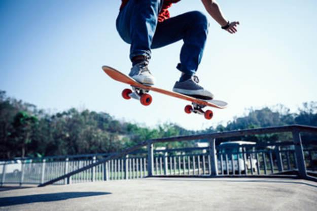 Photo l'actualité : Le skateboard aux Jeux Olympiques