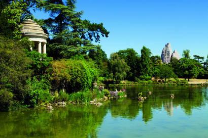 TOP 10 des plus beaux parcs de Paris