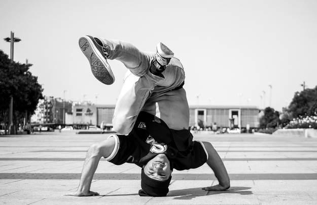Photo l'actualité : L'histoire du breakdance