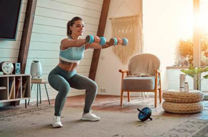 Comment faire du sport à la maison