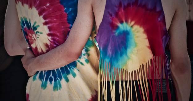 Photo l'actualité : DIY tie & die